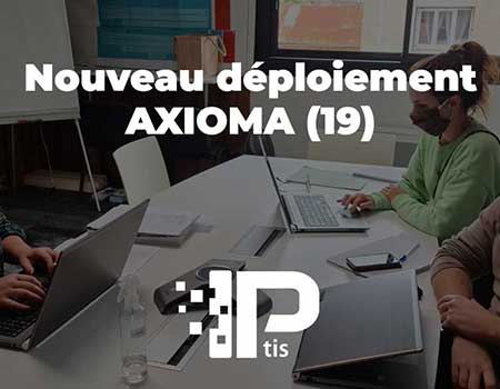 IPtis équipe Axioma