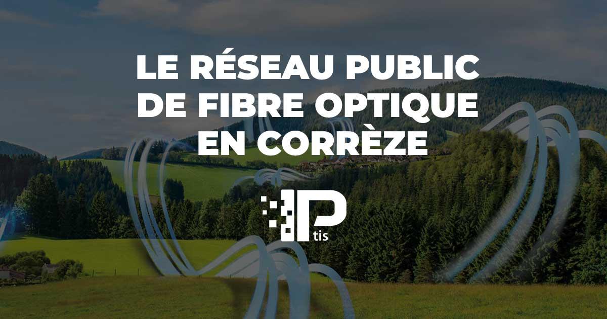 Fibre Optique Corrèze