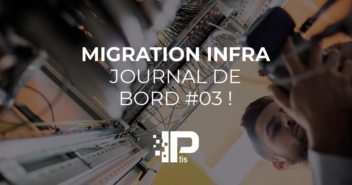 Migration Infra Iptis