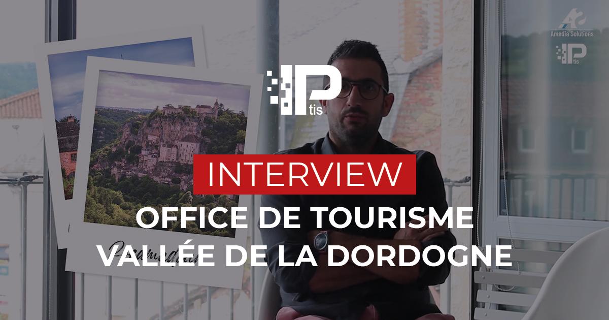 Les télécommunications à l'Office de Tourisme de la Vallée de la Dordogne