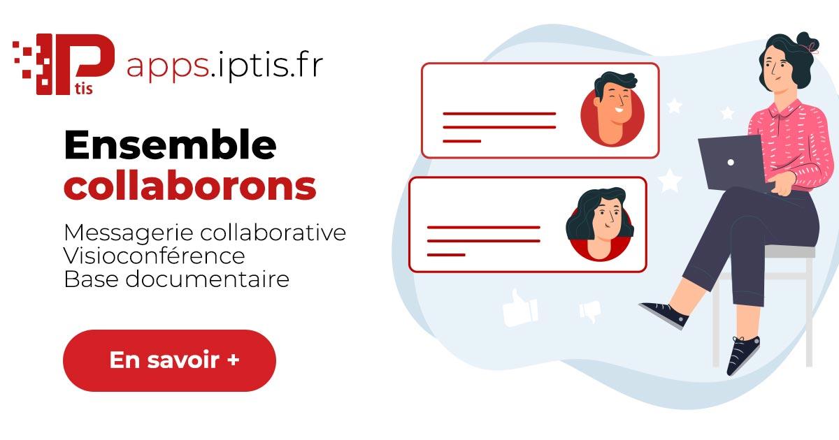 Découvrez les apps IPtis