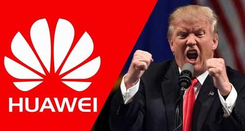 Iptis 5G Trump Huawai